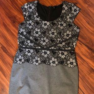 Ann Taylor Lace Shift Dress ❣️